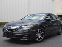 2015 Acura TLX Tech This beautiful 2015 Acura TLX has a