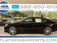 Flatirons Imports is offering this 2015 Acura TLX 2.4L,