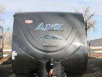 2015 Apex by Coachmen 300BHS 2015 Coachmen Apex 300BHS