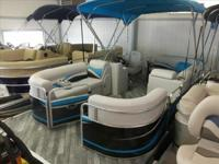 2015 Apex Marine 820 Lanai Top model! What a floorplan