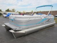 Exterior Features 23 Diam Pontoons with Full Length