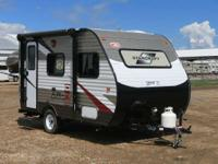 2015 AR-ONE 14RB 2015 AR-ONE 14RB Travel Trailer A long