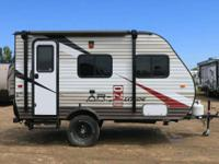 For the off-road camping enthusiast add the optional