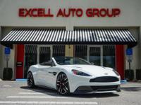 Introducing the 2015 Aston Martin Vanquish Volante