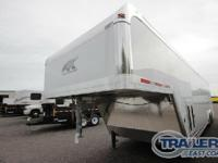 Quest CH 305, Trailer Weight 6052lbs, Aluminum Frame, 2