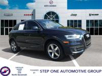 CERTIFIED BY CARFAX - ONE OWNER, REMAINDER OF FACTORY