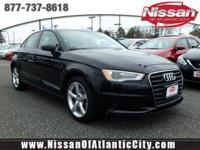 Come see this 2015 Audi A3 1.8T Premium. Its Automatic