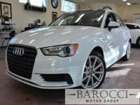 Options:  2015 Audi A3 1.8T Premium 4Dr Sedan|6 Speed
