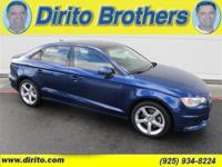 Fully loaded A3 with NAV, SKYROOF, BACK UP CAMERA, and