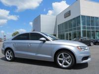 This outstanding example of a 2015 Audi A3 4dr Sdn FWD