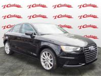 Recent Arrival! AUDI CERTIFIED PRE-OWNED WARRANTY / CPO