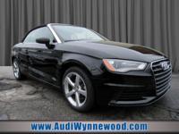 AUDI FACTORY CERTIFIED, CLEAN CARFAX/NO ACCIDENTS