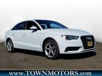 Our One Owner 2015 Audi A3 2.0T quattro Premium quattro