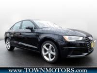 Our One Owner 2015 Audi A3 2.0T Premium quattro sedan