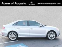 New Price! CARFAX One-Owner. Clean CARFAX. 2015 Audi A3
