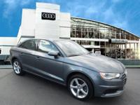 This Audi Certified 2015 Audi A3 2.0T Premium Comes