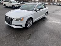 2015 Audi A3 quattro White  FOR MORE INFORMATION PLEASE