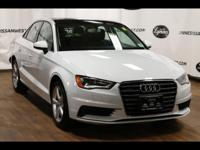Get ready to go for a ride in this 2015 Audi A3 2.0T