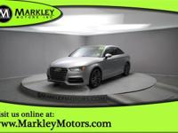 Our Carfax Accident Free One Owner 2015 Audi S3 Quattro