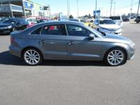 Check out this 2015 Audi A3 4dr Sdn quattro 2.0T