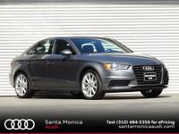 2015 Audi A3 2.0T Premium Plus quattro Monsoon Gray