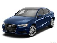 New Price! CARFAX One-Owner. Recent Arrival! quattro,