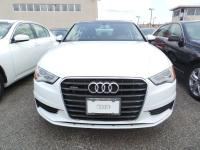 Lovely practically brand-new white 2015 Audi A3 2.0 L