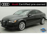 CARFAX One-Owner, Certified, Mythos Black Metallic 2015