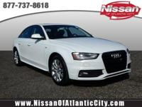 Look at this 2015 Audi A4 Premium. Its Variable