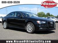 Come see this 2015 Audi A4 Premium. Its Variable