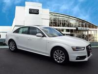 This Value Certified 2015 Audi A4 Premium Comes with