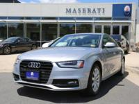 This 2015 Audi A4 Premium is offered to you for sale by