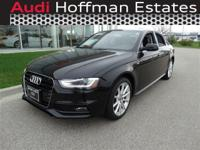 This Audi A4 has a dependable Intercooled Turbo Premium