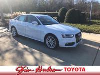 Check out this gently-U 2015 Audi A4 we recently got