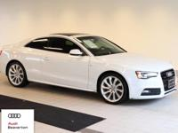 Looking for a clean, well-cared for 2015 Audi A5? This