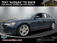 Audi Certified 6 years 100,000 mile warranty. CARFAX