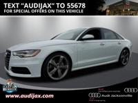 Audi Certified, 5 years Unlimited Mile warranty! CARFAX