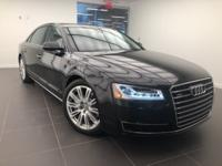 Recent Arrival! New Price! 2015 Audi A8 L 3.0T quattro