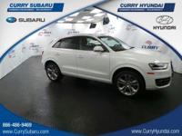 Look at this 2015 Audi Q3 2.0T Premium Plus. Its