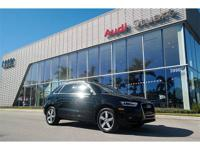 CARFAX One-Owner. Clean CARFAX. Mythos Black Metallic