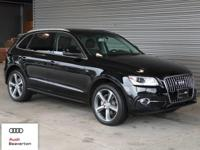 Check out this gently-driven 2015 Audi Q5 we recently