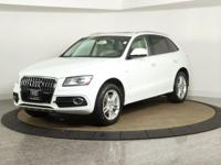 CARFAX One-Owner. Clean CARFAX. 2015 Audi Q5 3.0T