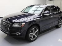 2015 Audi Q5 with 3.0L Supercharged V6 Engine,Leather