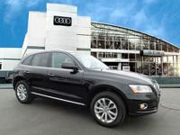 This Value Certified 2015 Audi Q5 Premium Comes with