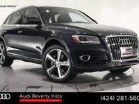 Audi Beverly Hills has a wide selection of exceptional