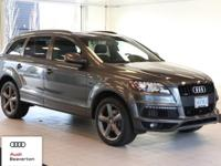 This 2015 Audi Q7 3.0L TDI Prestige is offered to you