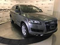 AUDI CERTIFIED, AWD, PREMIUM PLUS PACKAGE, NAVIGATION,