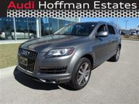 This Audi Q7 has a powerful Intercooled Supercharger