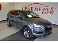 We are excited to offer this 2015 Audi Q7. CARFAX