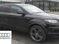 This 2015 Audi Q7 3.0T S line Prestige is proudly